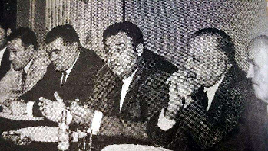 Guy Basquet était un homme fort de la FFR, aux côtés d'Albert Ferrasse. Ils étaient amis même dans la vie jusqu'à chasser ensemble.
