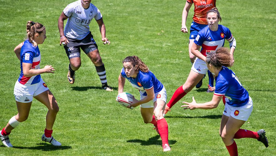 La capitaine Fanny Horta sait qu'il y aura peu de marge pour la qualification mais le parcours des Bleues incite à l'optimisme