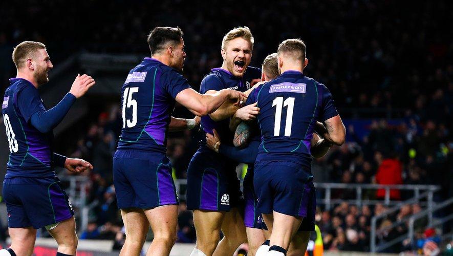 Les Écossais ont réussi l'exploit de remonter un retard de 31 points aux Anglais lors du dernier match du Tournoi pour finalement faire match nul 38 partout…