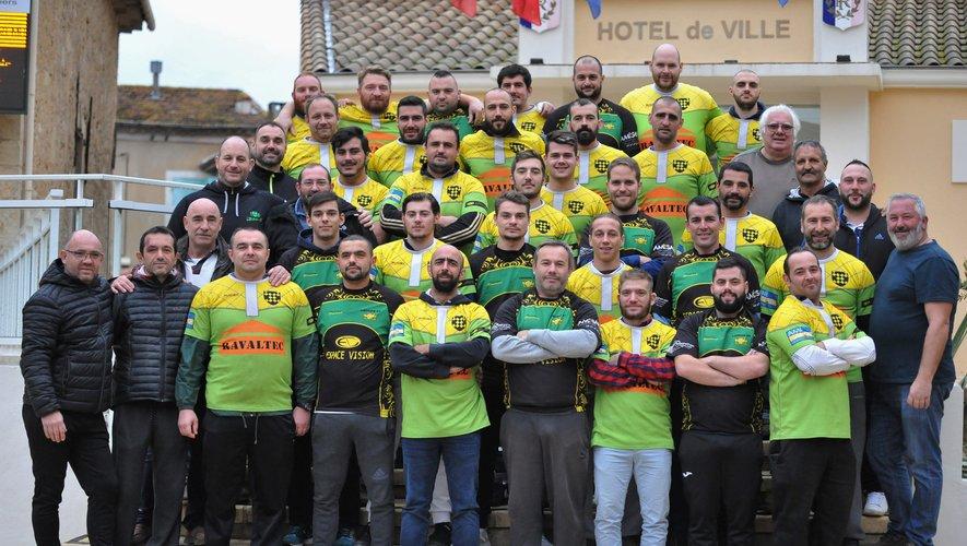 Les Héraultais de Lieuran-lès-Béziers viseront le top 6 la saison prochaine. Photo Colette Gazo