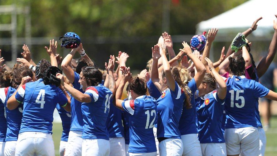Les Françaises remportent le dernier match et finissent à la troisième place du Tournoi