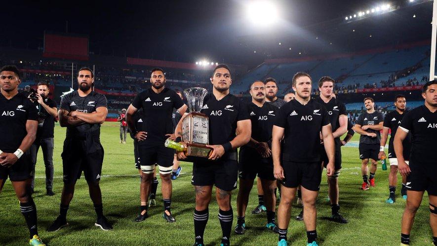 Rugby Championship - Qui succèdera aux All Blacks, double tenants du titre ?