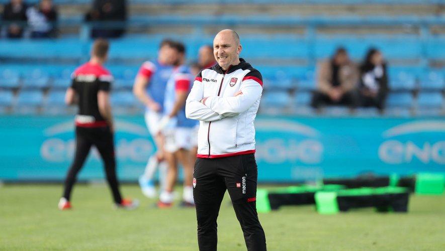 Top 14 - Pierre Mignoni (Manager de Lyon)