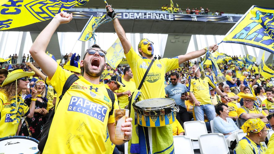 Supporters de Clermont