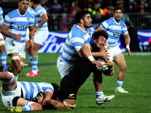 Rugby Championship - Les Argentins ont manqué trop de plaquages pour espérer gagner la Nouvelle-Zélande