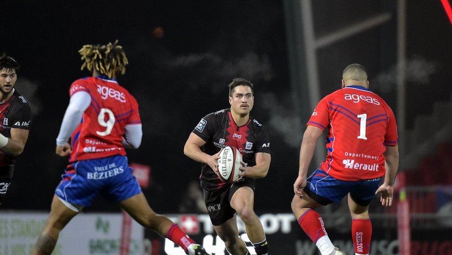 Après un premier échec en Top 14, à Montpellier, Benjamin Botica, parti se relancer à Oyonnax, est de retour en première division.
