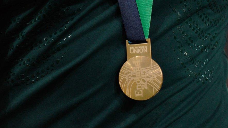 Le podium, strict minimum. Lors de la dernière Coupe du monde, en 2015, les Boks avaient fini sur la troisième place