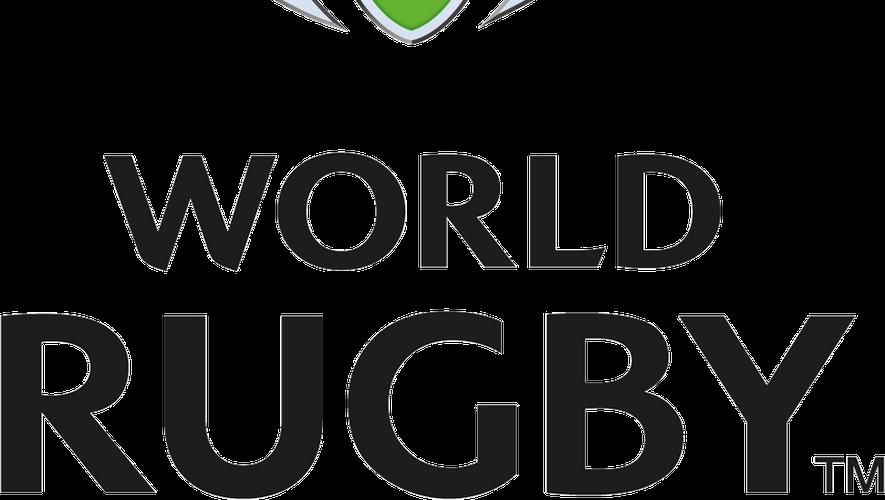 Logo World Rugby