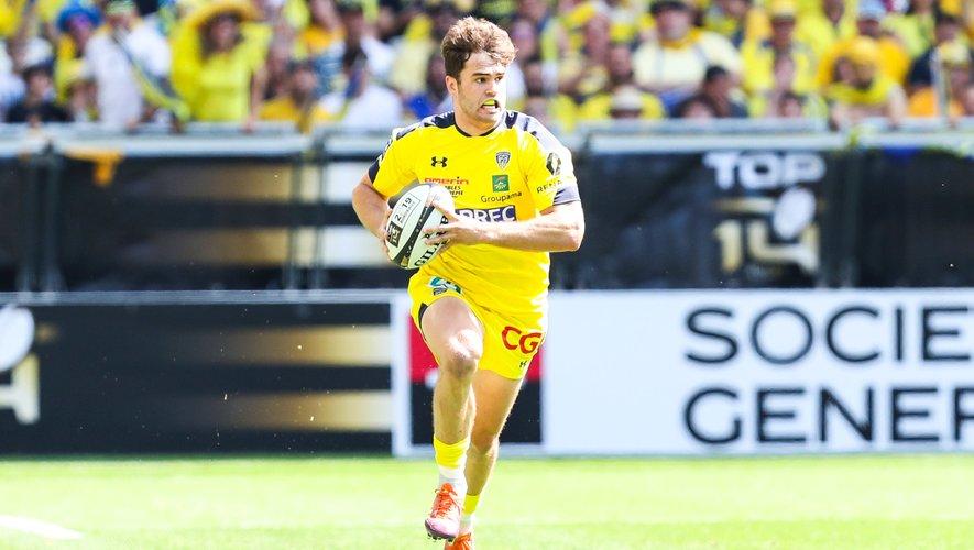 Damian Penaud (Clermont)