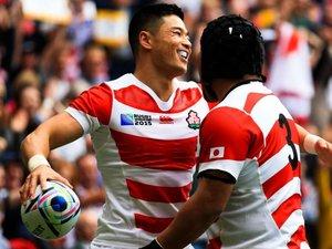 Les Japonais vainqueurs du Pacific Nations Cup sont prêts pour leur Mondial