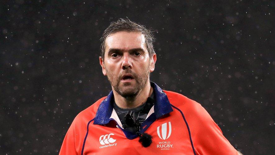 Jérôme Garcès, arbitre international au coeur de l'oeil du cyclone