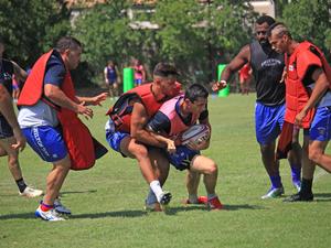 Béziers compte s'appuyer sur sa jeunesse et développer au maximum son centre de formation. D'autres visées seront évoquées durant la saison.