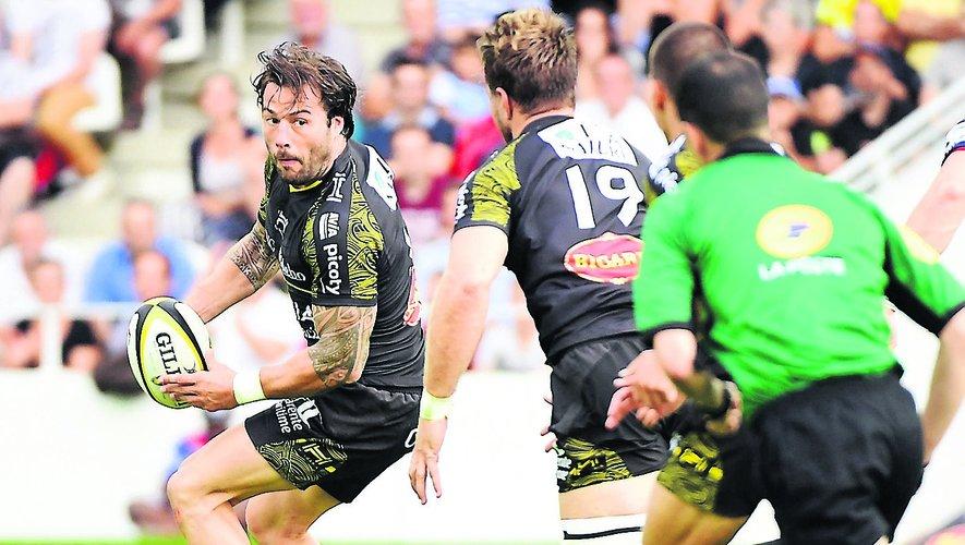 ierre Aguillon a livré un match plein pour permettre aux Maritimes de remporter ce match contre Clermont.