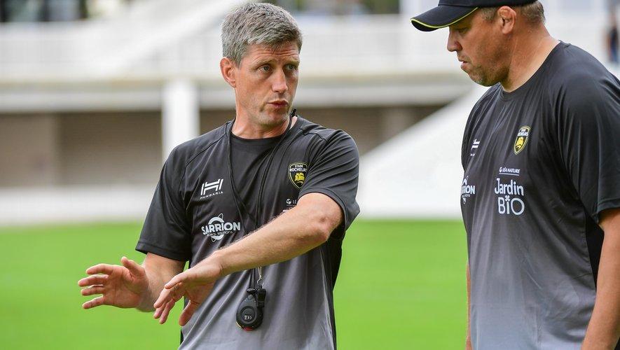 Ronan O'Gara, entraîneur du Stade rochelais, s'est confié sur ses expériences et sa vision de l'entraînement.