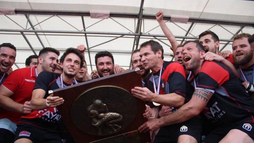 C'est au bout d'une finale avec prolongations que les Commingeois ont remporté leur titre de champion de France Promotion Honneur.