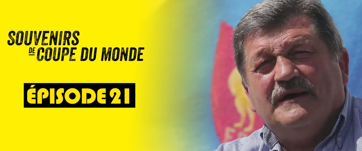 Souvenirs de Coupe du monde - Jean-Pierre Garuet