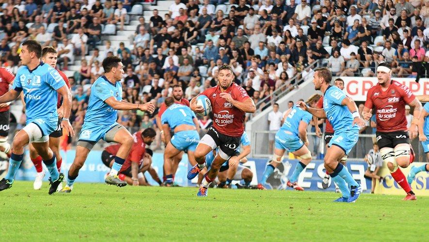 Match amical - Les Toulonnais, rajeunis, se sont mis à jouer tardivement mais sont parvenus à inverser la tendance