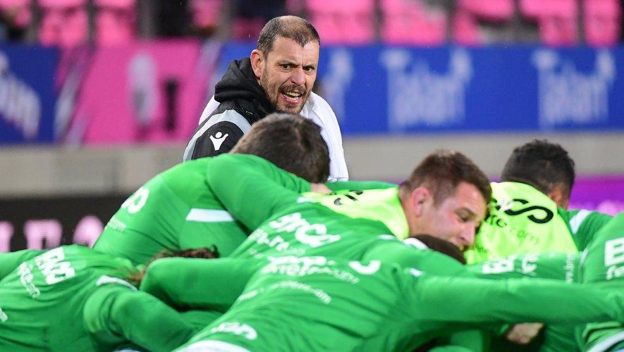 C'est une rencontre à forte émotion pour le coach Nicolas Godignon qui va retrouver et affronter son ancien club. Photo Icon Sport