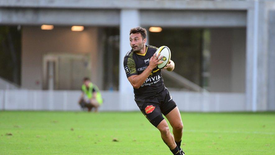 Jeremy Sinzelle (La Rochelle)