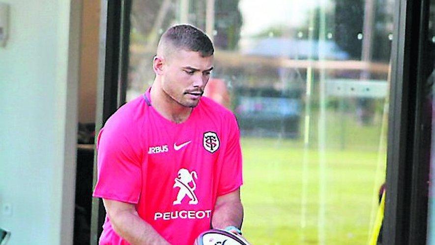 Jacob Visagie, nouvelle recrue du Stade toulousain