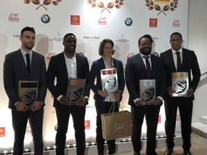 Les joueurs récompensés aux Oscars Midi Olympique de 2018