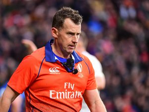 Nigel Owens, arbitre international