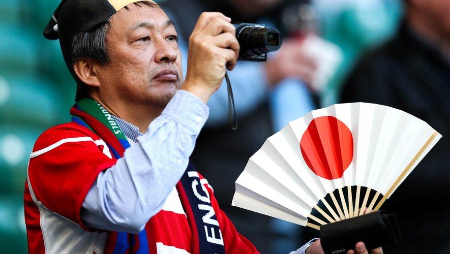 La Japon, lieu de la Coupe du monde de rugby qui commencera le vendredi 20 septembre 2019