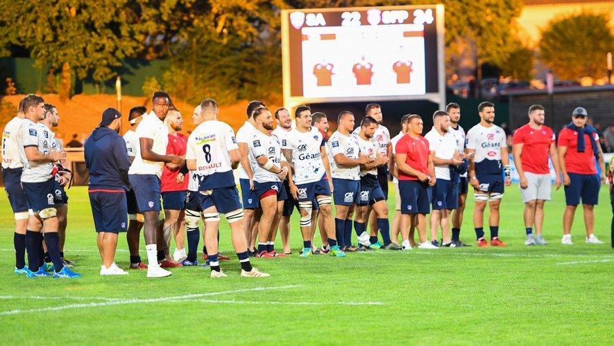 Pro D2 - L'équipe d'Aurillac