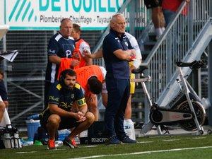 Péméja, coach de Nevers