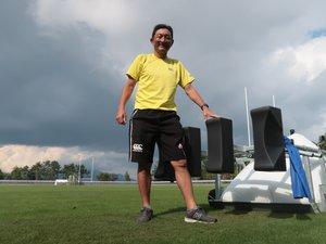 Coupe du monde 2019 - Hiroyuki Kajihara, légende du rugby japonais
