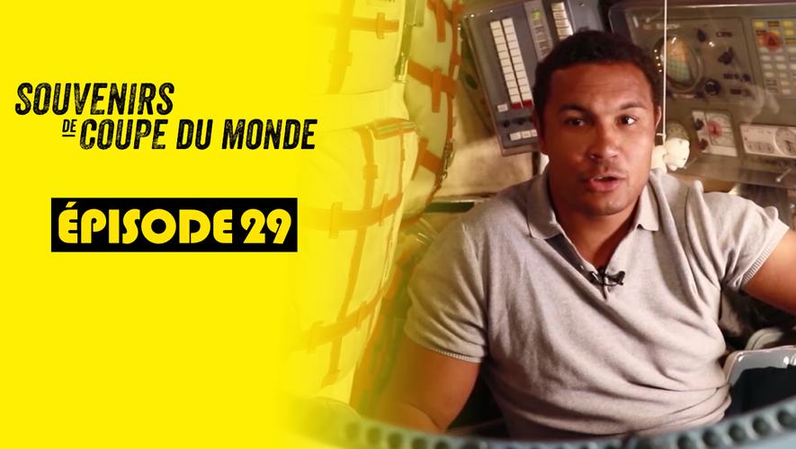 Souvenirs de Coupe du monde : Thierry Dusautoir