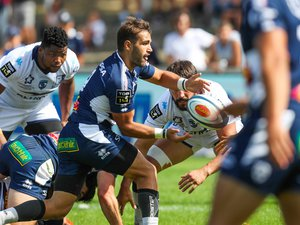 Paul Abadie (Agen) contre Montpellier