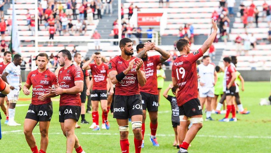 Toulon s'est fait peur contre le Racing 92