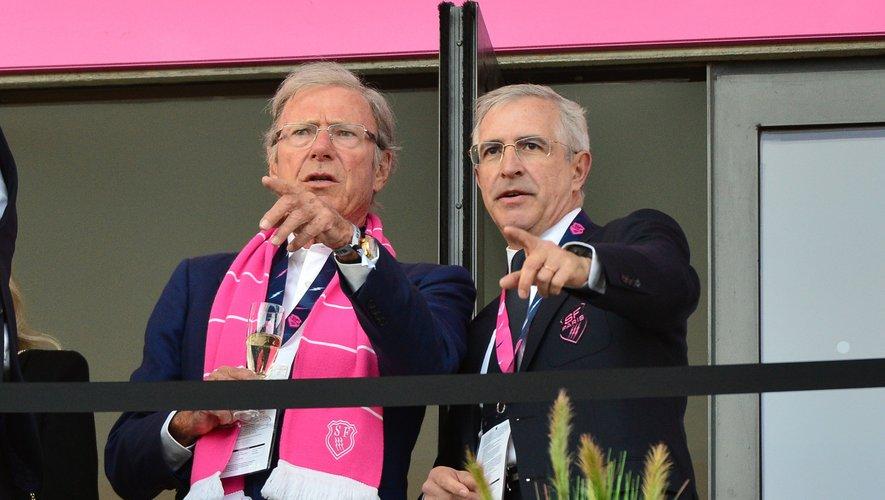 Le propriétaire du Stade français Hans-Peter Wild pourrait écarter le président du club Hubert Patricot et le directeur général Fabien Grobon