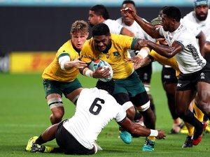 Isi Naisarani (Australie) contre les Fidji