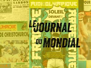 Le Journal du Mondial de ce 8 octobre