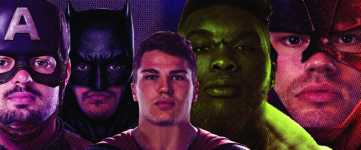 Nos futurs super héros