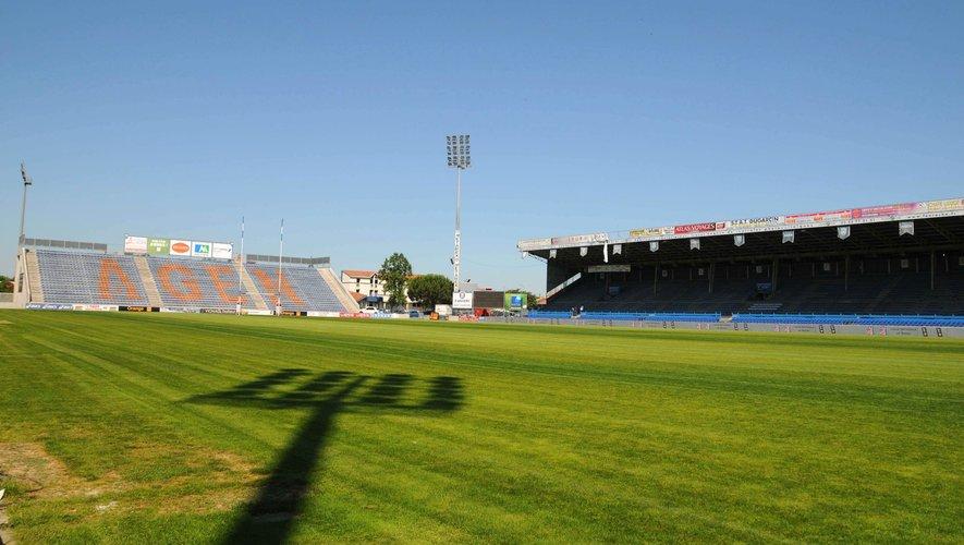 Le stade Armandie d'Agen