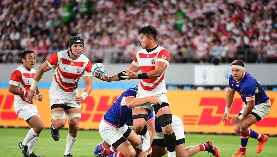 Kazuki Himero (Japon) contre la Russie