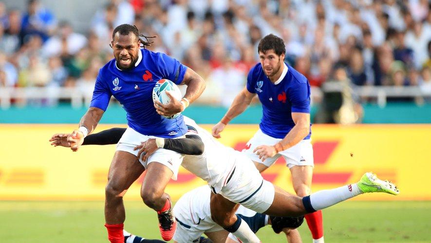 Alivereti Raka (France) contre les États-Unis aura une autre chance de s'illustrer face aux Tonga dimanche