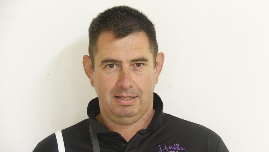 Franck Panafieu (Manager d'Issoire)