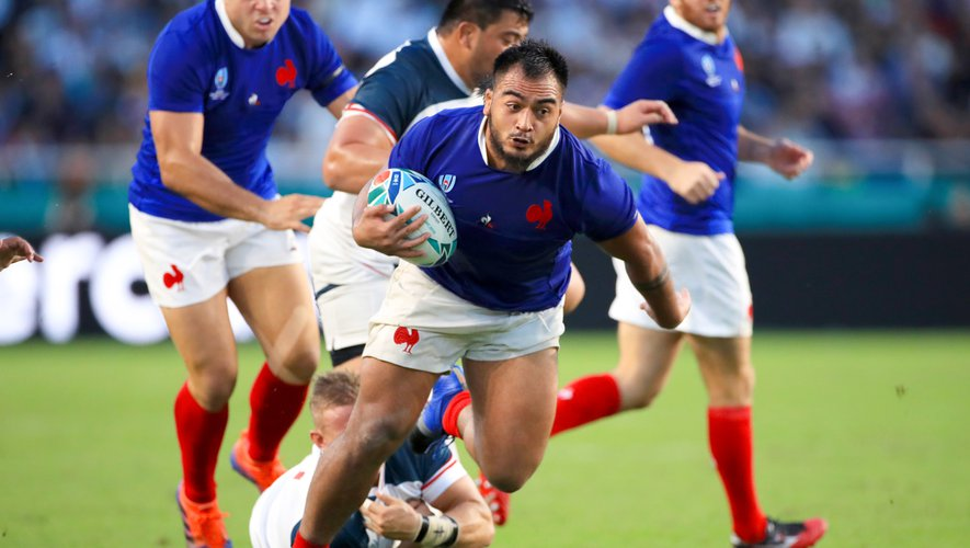 Emerick Setiano (France) contre les États-Unis