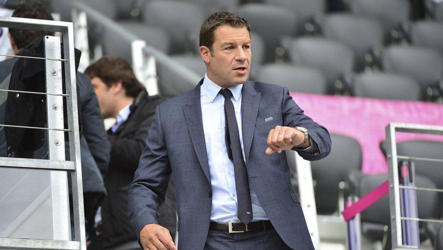 Thomas Lombard, nouveau directeur général du Stade français