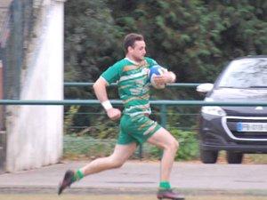 Guillaume Paris - Olympique Columérien