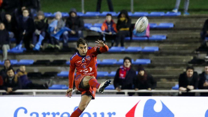 Face à Rouen, Jérôme Porical voudra prouver à ses entraîneurs que ces derniers peuvent toujours compter sur lui. Photo Icon Sport