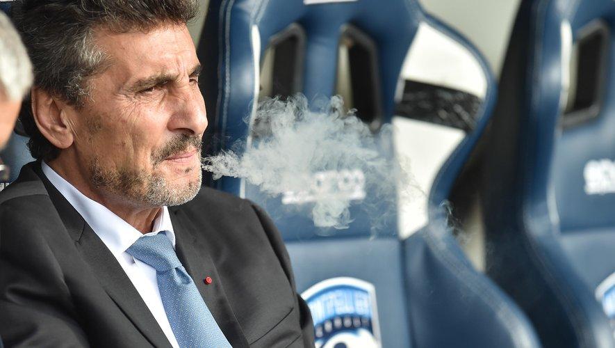 Mohed Altrad, président de Montpellier, club qui vient d'être condamné à une amende de 470 000€