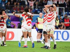 En se qualifiant pour la première fois de son histoire pour les quarts de finale, les Japonais changent de dimension et entre dans la cour des grands. Photo Icon Sport