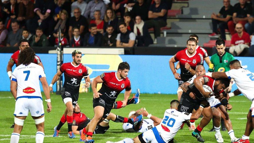 Julien Marchand et Thomas Ramos sont parmi les meilleurs joueurs français à leurs postes. Photos Icon Sport et La Dépêche du Midi - Xavier de Fenoyl