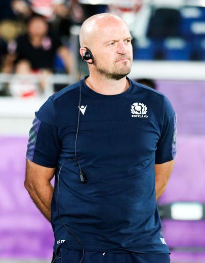 Le sélectionneur Gregor Townsend n'y est pas allé de main morte quant à ses griefs envers World Rugby. Photo Icon Sport