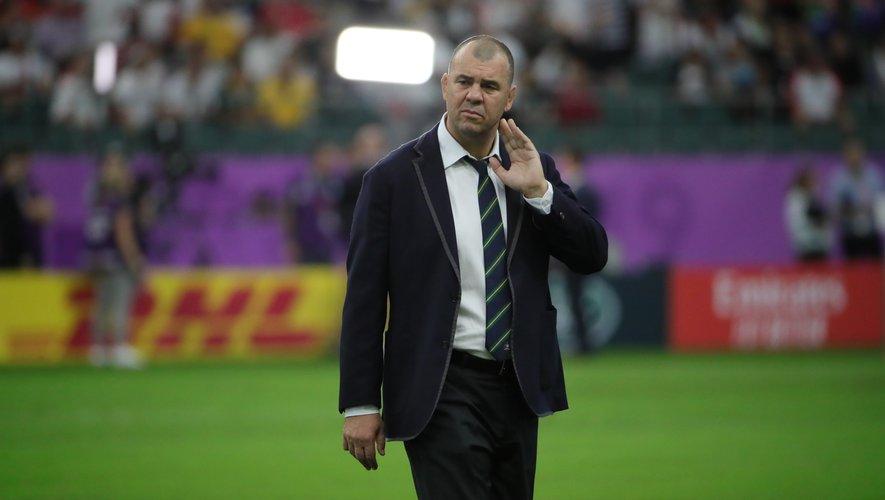 Coupe du monde 2019 - Michael Cheika a démissionné de son poste de sélectionneur de l'Australie après la défaite des Wallabies en quart de finale de Coupe du monde contre l'Angleterre.